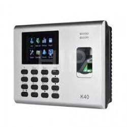 Máy chấm công vân tay kiểm soát ra vào K40