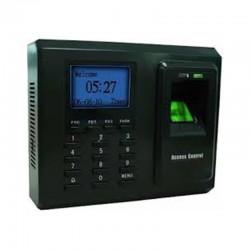 Máy chấm công kiểm soát bằng vân tay + thẻ F702Pro