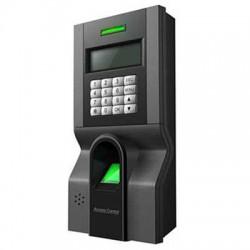 Máy chấm công vân tay, thẻ, kiểm soát cửa F8