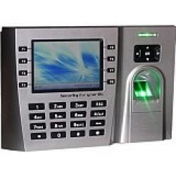 Máy chấm công vân tay và thẻ Ronal Jack ICLOCK 260/ID