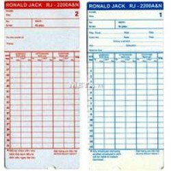Thẻ giấy chấm công (Việt Nam)