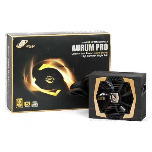 Nguồn cáp rời FSP Aurum Pro 1000W, đại lý, phân phối,mua bán, lắp đặt giá rẻ
