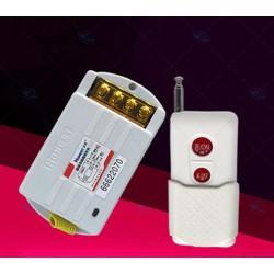 Công tắc điều khiển từ xa bằng remote Honest HT-6220ZR 30A 100m-1KM (đỏ)