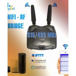 Bộ chuyển tiếp sóng vô tuyến WIFI-RF BRIDGE