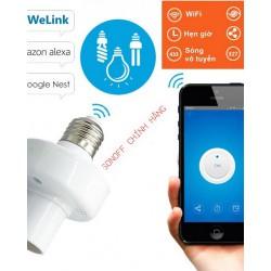 Chuôi đèn WiFi thông minh Sonoff SLAMPER