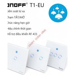 Công tắc cảm ứng WiFi SONOFF T1EU