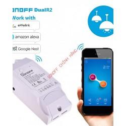 Công tắc WiFi thông minh 2 cổng SONOFF DUAL R2