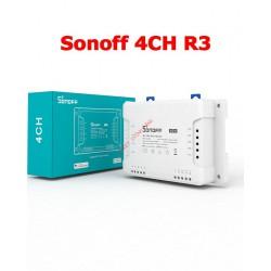 Công tắc WiFi RF 4 cổng SONOFF 4CH R3