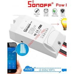 Công tắc giám sát điện năng tiêu thụ SONOFF POW R2/POWER