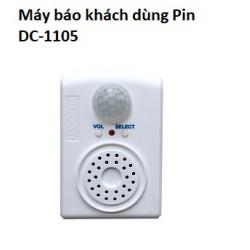 Báo Khách Dùng PIN DC-1105