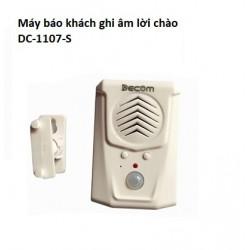 Báo Khách Ghi Âm Lời Chào DC-1107-S