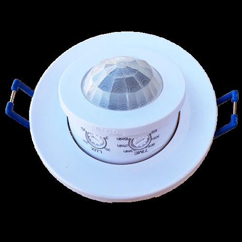 Cảm ứng hồng ngoại âm trần bật tắt đèn điện DC-45A, đại lý, phân phối,mua bán, lắp đặt giá rẻ