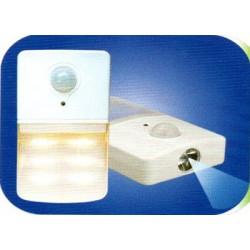 Đèn Cảm Ứng LED - Dùng PIN AAA DC-069D