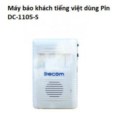 Báo Khách Tiếng Việt Dùng PIN DC-1105-S