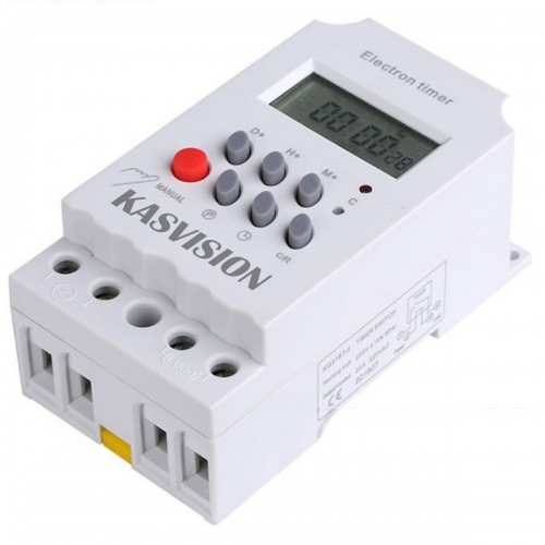 Công Tắc Hẹn Giờ Điện Tử KG316T2 (KG316-II) Công Suất 25A, đại lý, phân phối,mua bán, lắp đặt giá rẻ