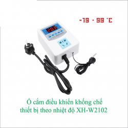Ổ cắm điều khiển bằng nhiệt độ 2 chiều DC-W2102