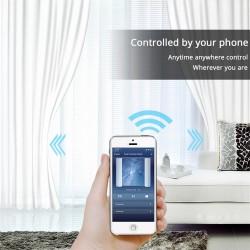 Rèm cửa điều khiển tự động sự lựa chọn nội thất thông minh cho thời đại 4.0