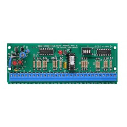 Card nâng cấp từ NX-8 lên 16 vùng NX-216