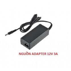 Nguồn adapter chuyển điện sang 12V/3Ampe