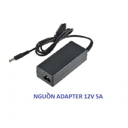 Nguồn đầu ghi hình camera 12V/5A, đại lý, phân phối,mua bán, lắp đặt giá rẻ