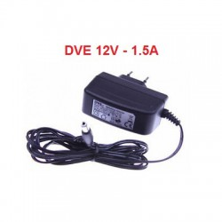 Nguồn Adapter DVE 12V/1.5A dùng cho camera