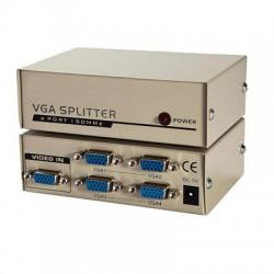 Bộ chia VGA 1 cổng ra 4 cổng VGA 1-4