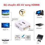 Bộ chuyển đổi AV to HDMI mini converter