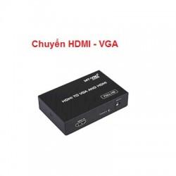 Bộ chuyển đổi tín hiệu HDMI - VGA