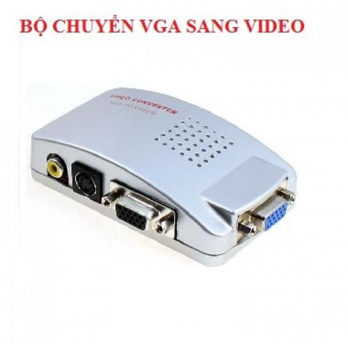Bộ chuyển đổi tín hiệu VGA sang AV, Video, đại lý, phân phối,mua bán, lắp đặt giá rẻ