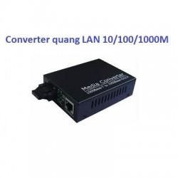 Bộ converter quang LAN 10/100M/1000M MC1000M18