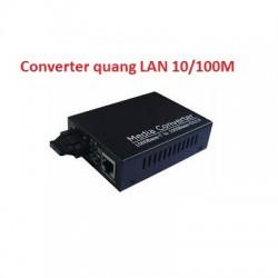 Bộ converter quang LAN 10/100M MC100M18