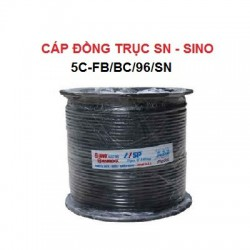 Cáp đồng trục SINO SN 5C-FB/BC/96/SN 305m