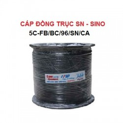 Cáp đồng trục SINO SN 5C-FB/BC/96/SN/CA