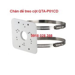 Chân đế treo cột cho camera QTA-P01CD