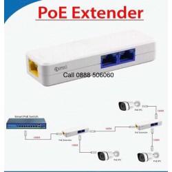 Cục chia POE extender 1 ra 2 cho camera và thiết bị mạng G-1202PP