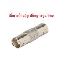 Đầu nối cáp đồng trục BNC 2 đầu cái