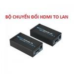 Kéo dài HDMI qua dây mạng LAN 60m