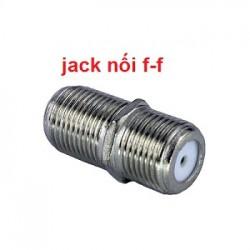 Jack nối F-F nối cáp đồng trục