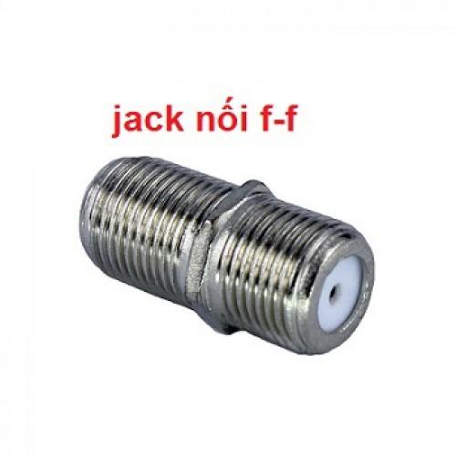 Jack nối F-F nối cáp đồng trục, đại lý, phân phối,mua bán, lắp đặt giá rẻ
