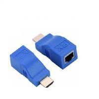Bộ chuyển HDMI sang LAN Cat5e Cat6 30m (1 sợi)