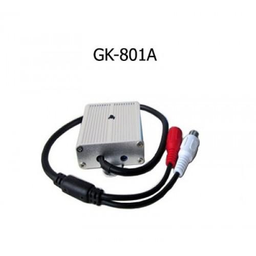 Mic sắt thu âm cho Camera GK-801A, đại lý, phân phối,mua bán, lắp đặt giá rẻ