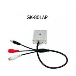 Mic sắt thu âm cho Camera GK-801AP
