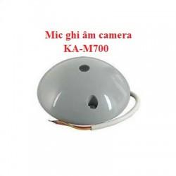 Mic thu âm cho camera KA-M700 hình nấm