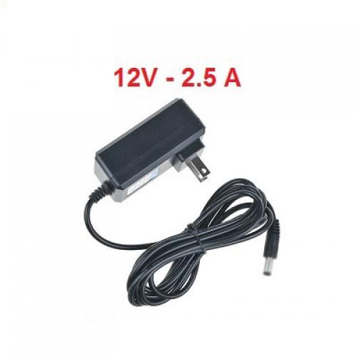 Nguồn camera 12V 2.5a chuyên camera và đèn led, đại lý, phân phối,mua bán, lắp đặt giá rẻ