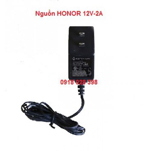 Nguồn camera 12V 2A honor Adapter ADS-25FP-02, đại lý, phân phối,mua bán, lắp đặt giá rẻ