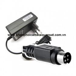 Nguồn đầu ghi camera 12V 3A 4 pin