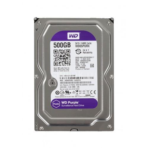 Ổ cứng Western 500GB WD05PURX, đại lý, phân phối,mua bán, lắp đặt giá rẻ