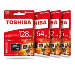 Thẻ nhớ TOSHIBA Micro SD 128GB
