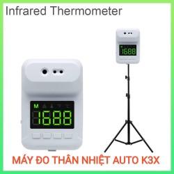 Nhiệt kế hồng ngoại đo nhiệt độ tự động K3X