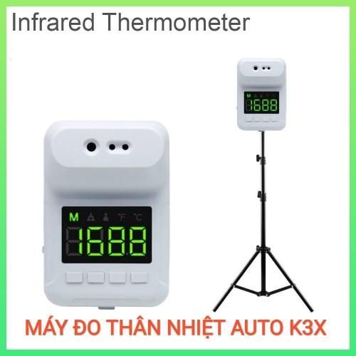 Nhiệt kế hồng ngoại đo nhiệt độ tự động K3X, đại lý, phân phối,mua bán, lắp đặt giá rẻ